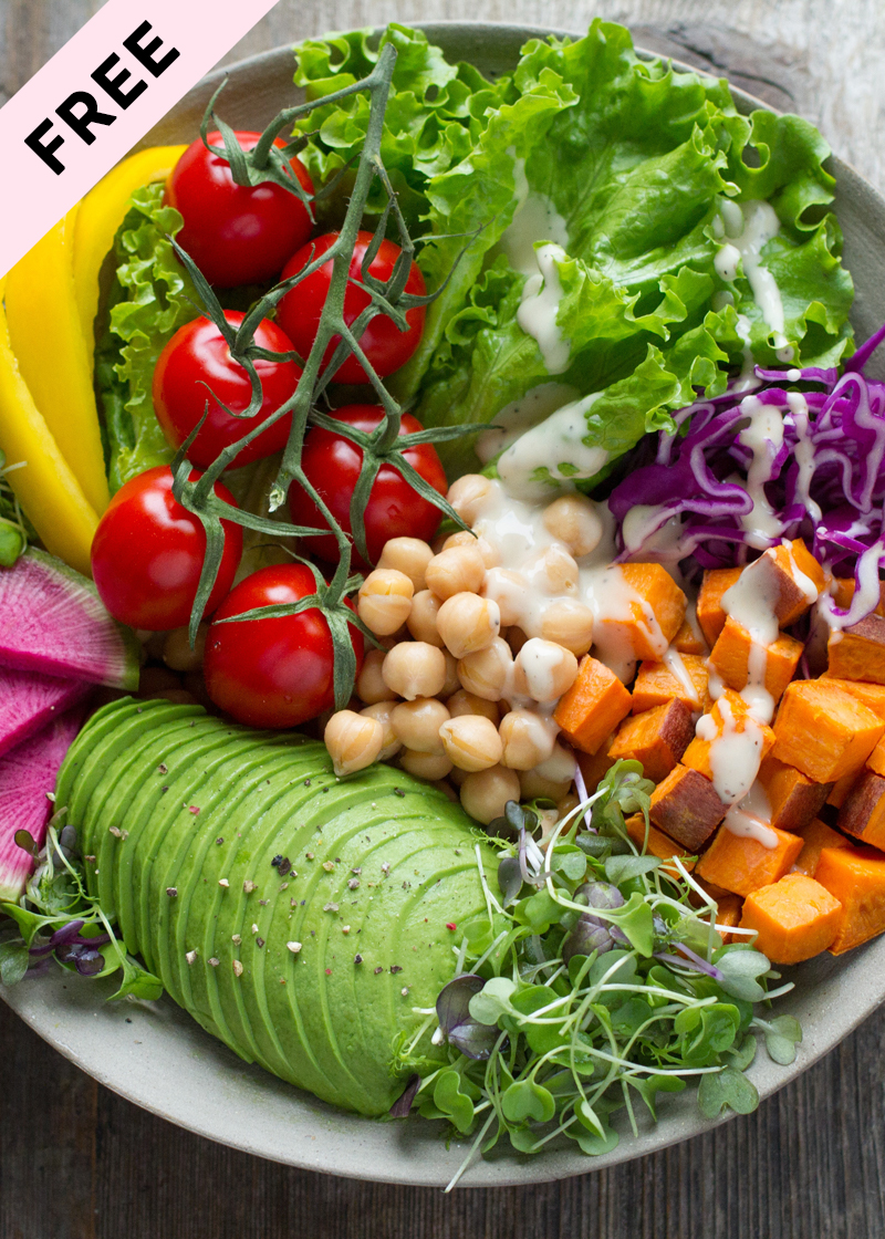 Busy Women's Guide to Healthy Lunch + Recipes